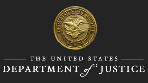 Image result for the united states department of justice logo