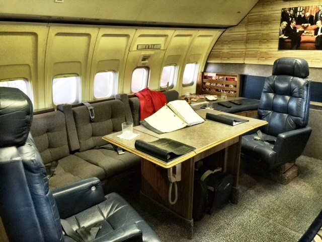 Interior Of Air Force 1