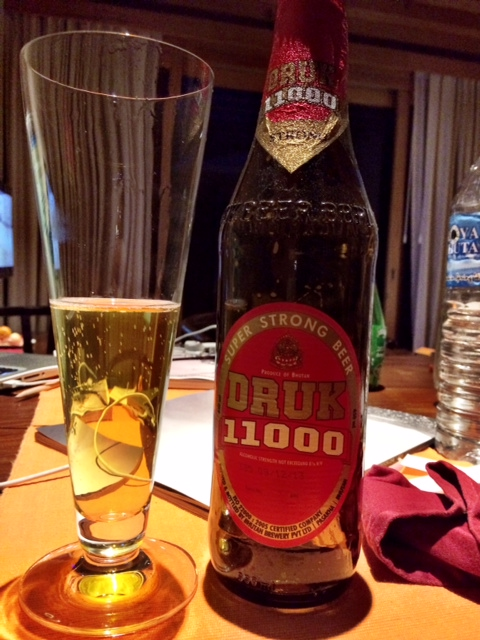 Druk 11000 My New Favorite Beer